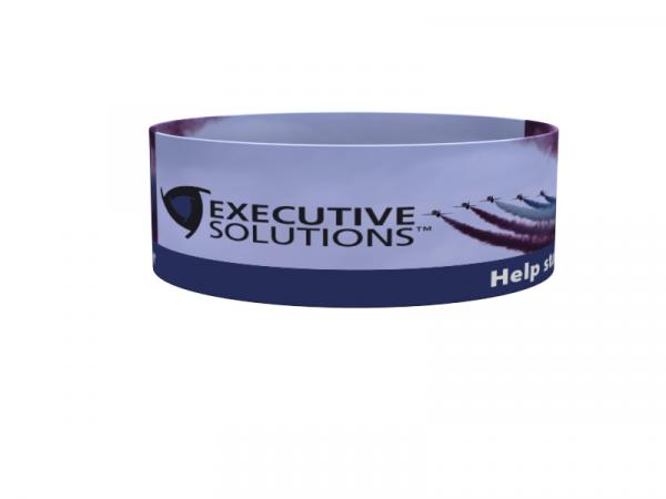 TF-1001 (3D) Round Hanging Sign