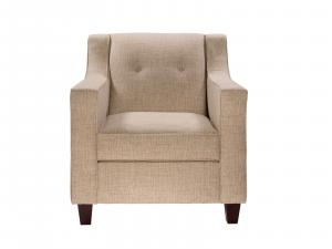 Beige Tangiers Chair -- Trade Show Furniture Rental