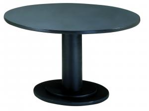 "42"" Round Table -- Trade Show Rental Furniture"
