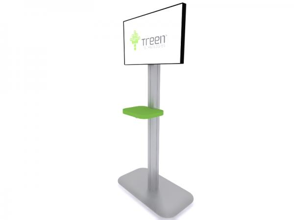 MOD-1539 Trade Show Workstation/Kiosk