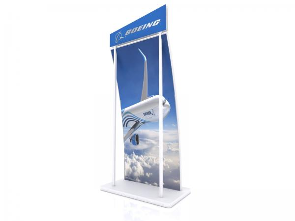 MOD-1568 Trade Show Monitor Stand -- Image 4