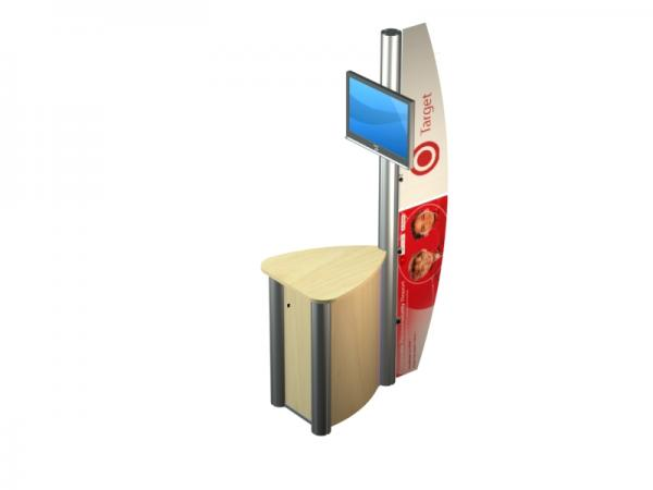 MOD-1144 Trade Show Workstation or Kiosk
