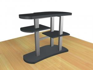 MOD-1218 Trade Show Counter -- Image 1