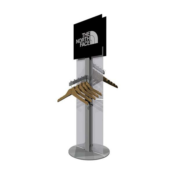 ECO-29C Sustainable Display Stand - View 1