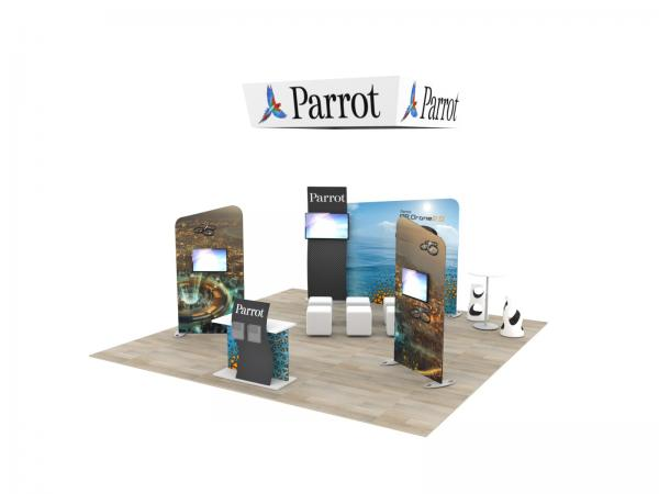 ECO-4120 Sustainable Trade Show Display -- Image 2