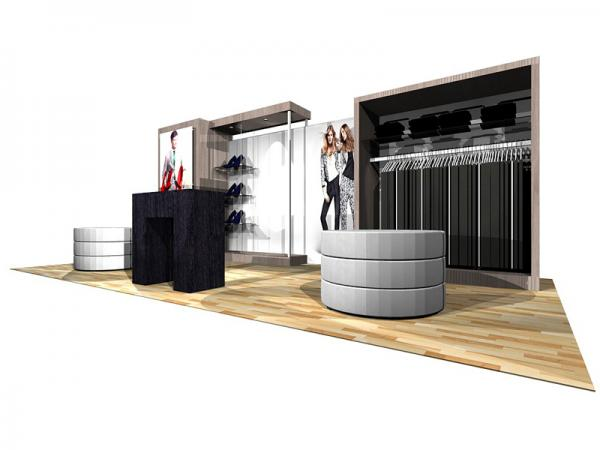 ECO-2038 Sustainable Tradeshow Display -- Image 2