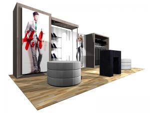 ECO-2038 Sustainable Tradeshow Display -- Image 1