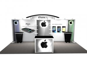 RE-2009 / iPhone with Workstations